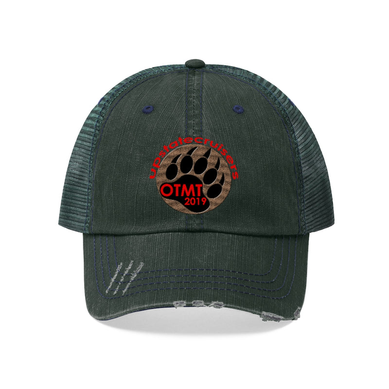 Upstate Crusiers OTMT 19 - Embroidered Trucker Hat by Reefmonkey