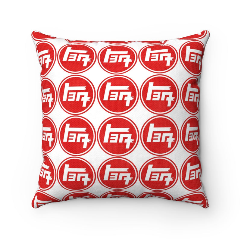 TEQ Toyota Spun Polyester Square Pillow by Reefmonkey