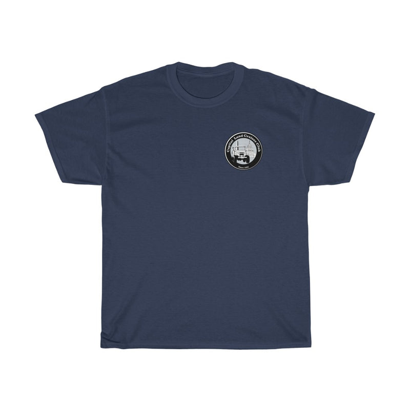 Capital Land Cruiser Club Unisex Heavy Cotton Tshirt