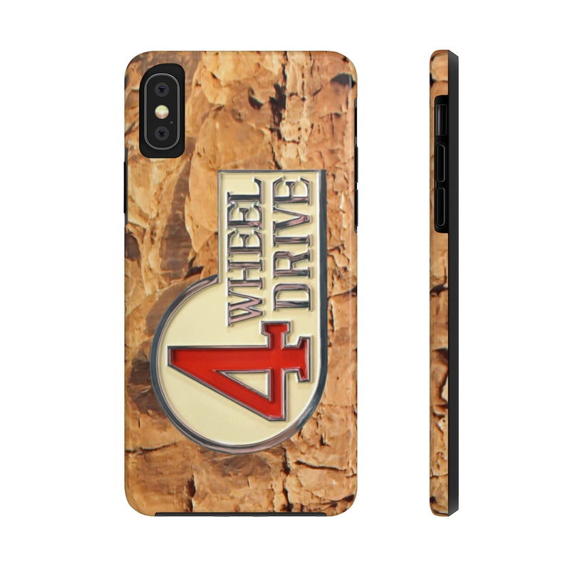 Toyota FJ40 Phone Cover Land Cruiser Phone Cover by Reefmonkey Iphone 11Max Pro 4 Wheel Drive
