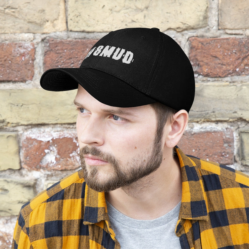 IH8MUD Classic Twill Hat by Reefmonkey