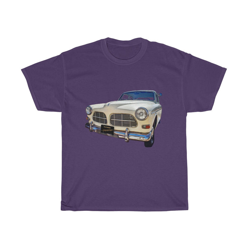 Volvo Amazon - T Shirt by Reefmonkey