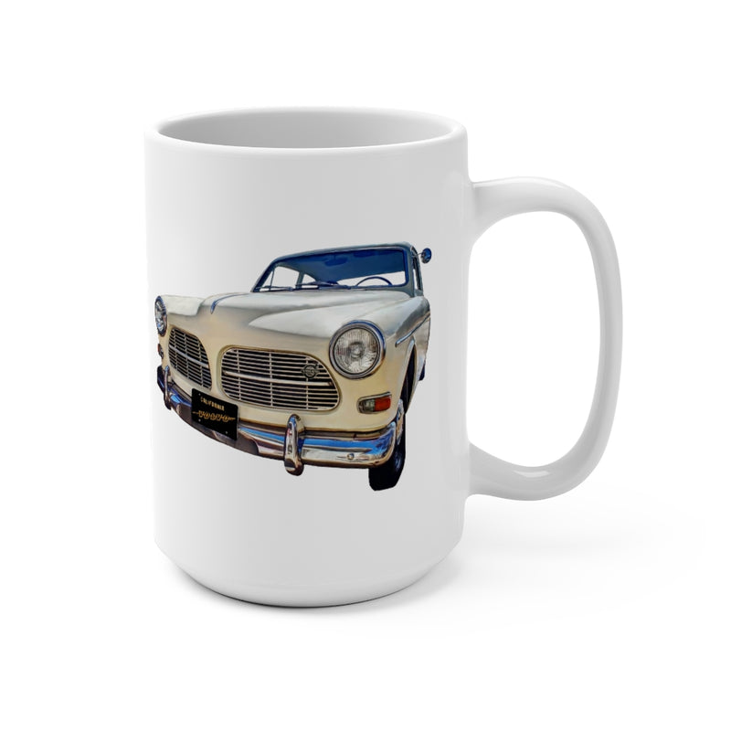 Volvo Amazon Coffee Mug 15oz by Reefmonkey