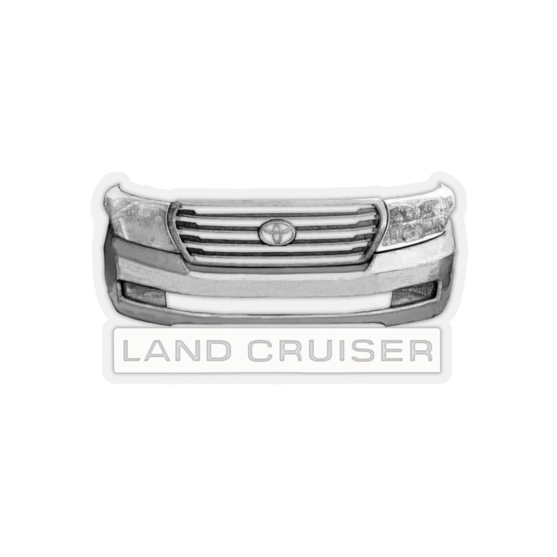 Land Cruiser 200 Series (Gen1) Custom Cut Decal Stickers by Reefmonkey gift for car guys