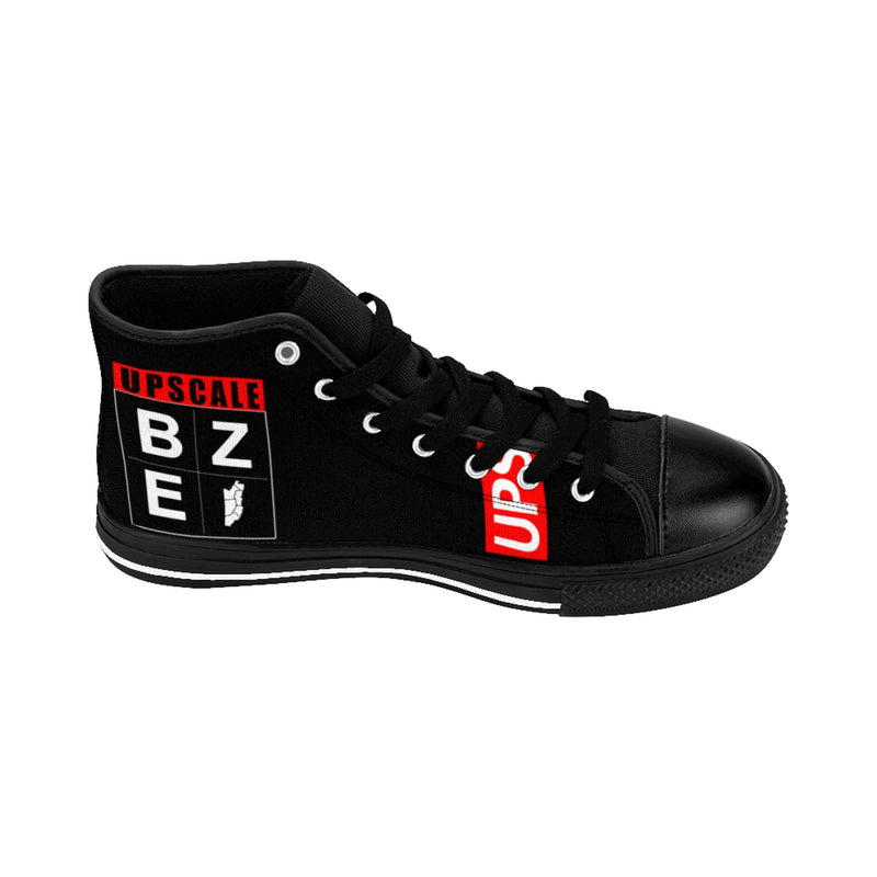 UPSCALE BELIZE - High Top Sneakers by Reefmonkey partner Squad Movements