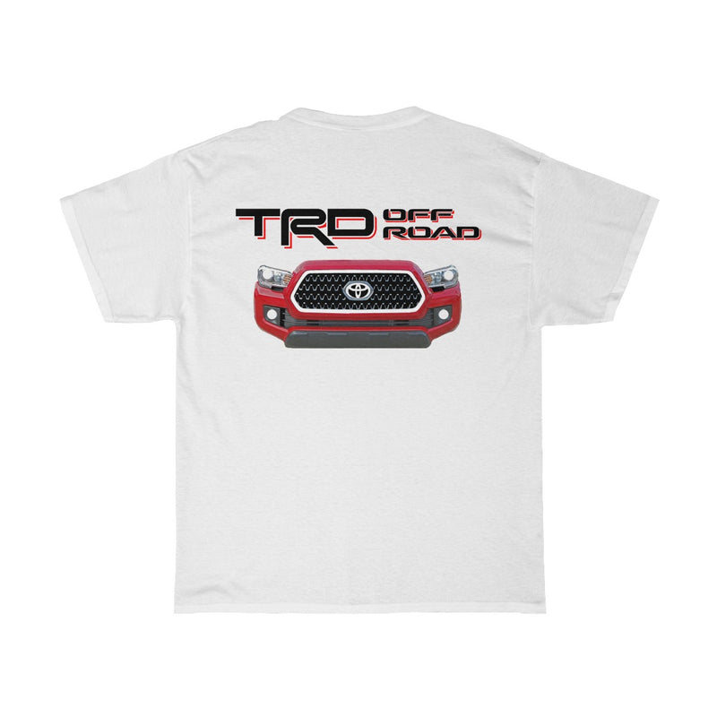 Toyota Tacoma TRD Off Road Tshirt - By Reefmonkey