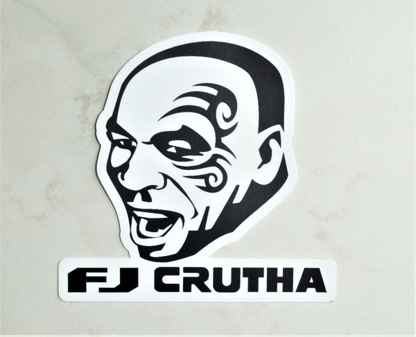 FJ Cruiser - Tyson Decal (Heavy Duty Version) FJ Crutha Sticker