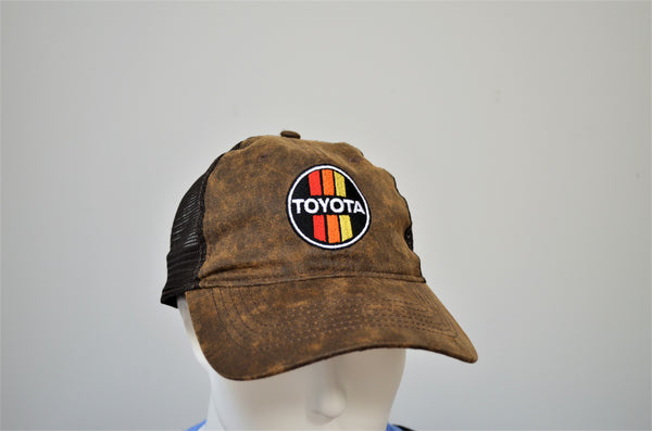 Suede Trucker Hats - Port Authority Suade front Pigment Dyed Mesh back Trucker hats.