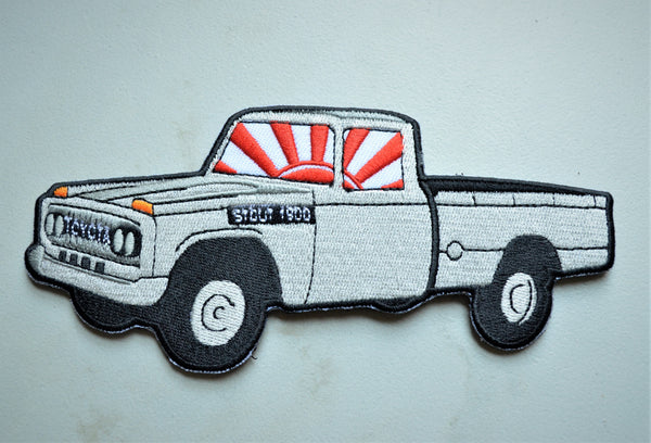 Toyota Stout Morale Patch