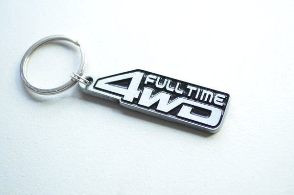 Full Time 4WD Toyota Land Cruiser Key chain 80 Series FJ80 FZJ80 Keychain