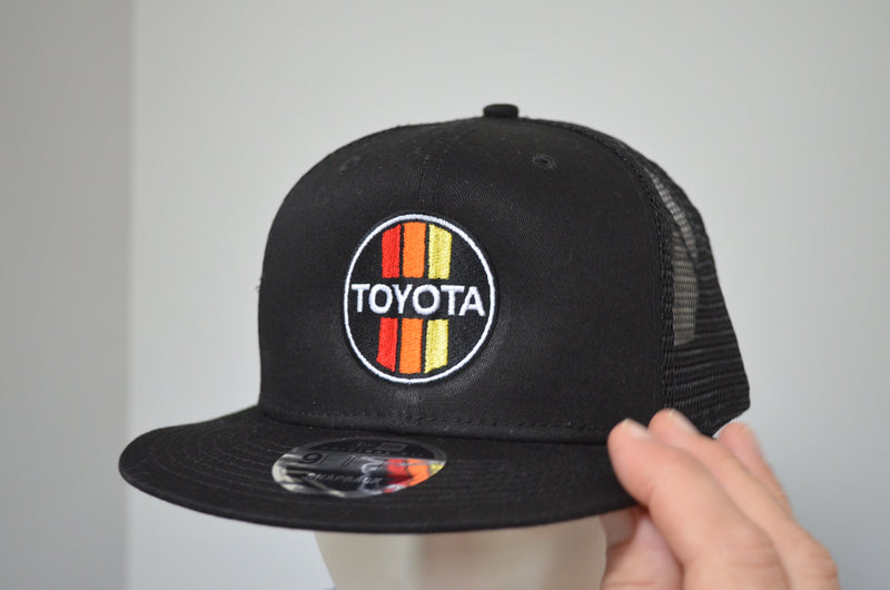 Toyota TEQ New Era 9Fifty Trucker Hat Snap Back