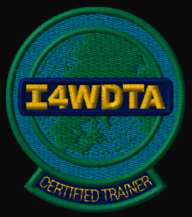 I4WDTA - Embroidered Polo Shirt - (CERTIFIED TRAINERS ONLY)