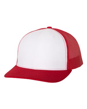 TEQ Toyota Rising Sun Embroidered Richardson 112 Trucker hat.