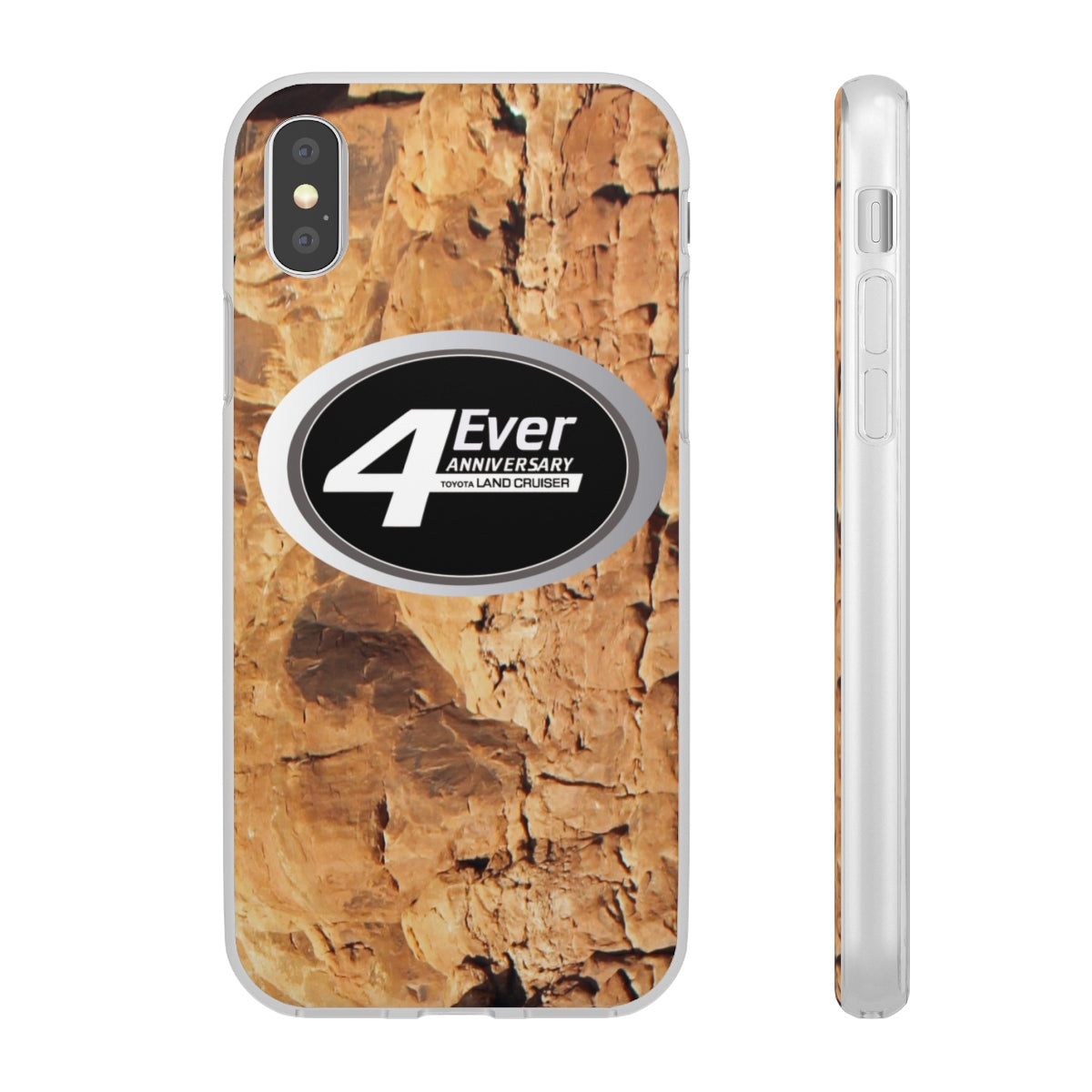 4EverAnniversaryTLC Rock Phone Cover - by Reefmonkey @4everanniversarytlc