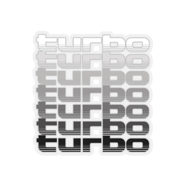 Toyota Turbo Sticker by Reefmonkey Land Cruiser Turbo 1fz
