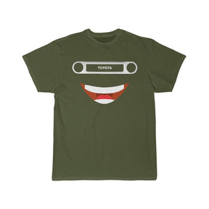 FJ Cruiser Tshirt With a Smile! - By Reefmonkey