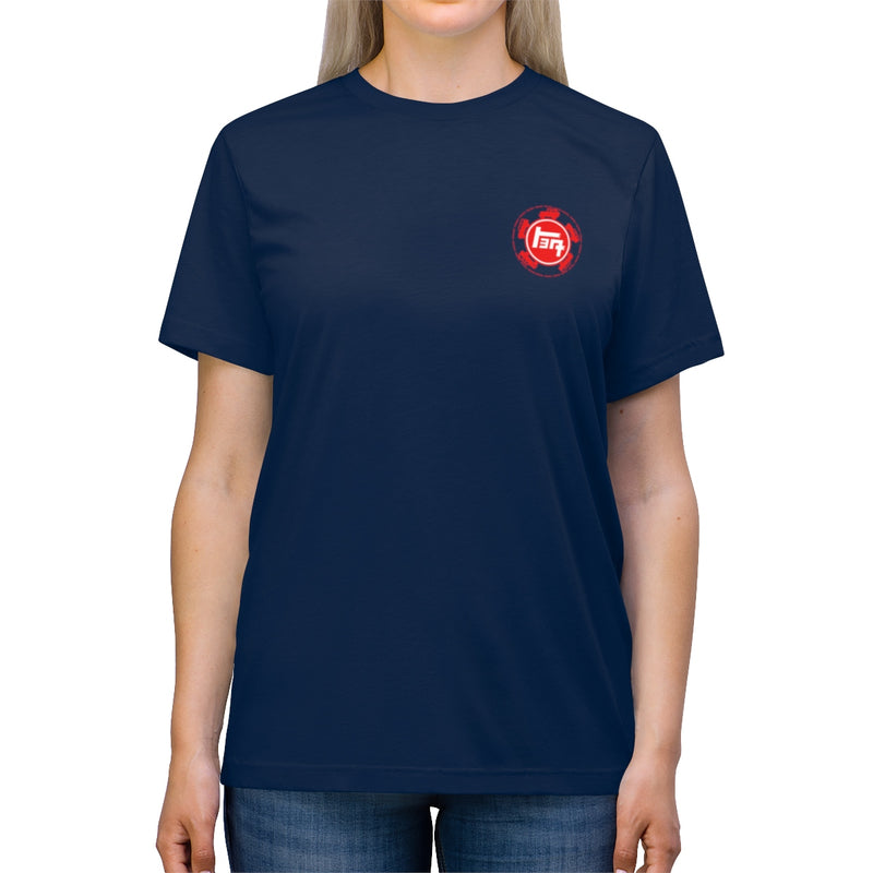 TEQ Sillouette Value Triblend Tshirt