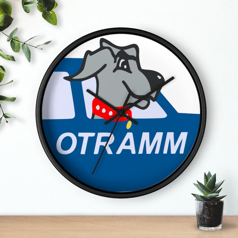 OTRAMM Wall clock