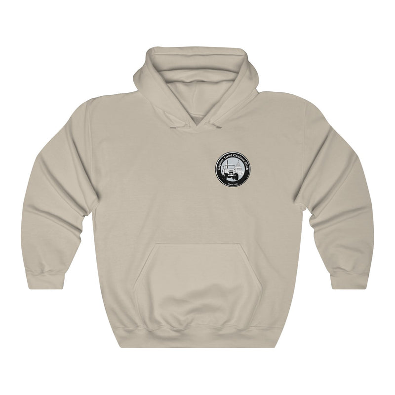 Capital Land Cruiser Club Unisex Heavy Blend™ Hooded Sweatshirt