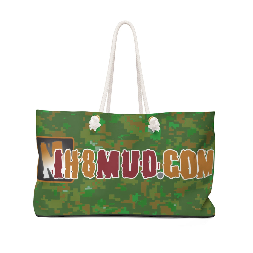 IH8MUD - Weekender Tote - By Reefmonkey partner IH8MUD