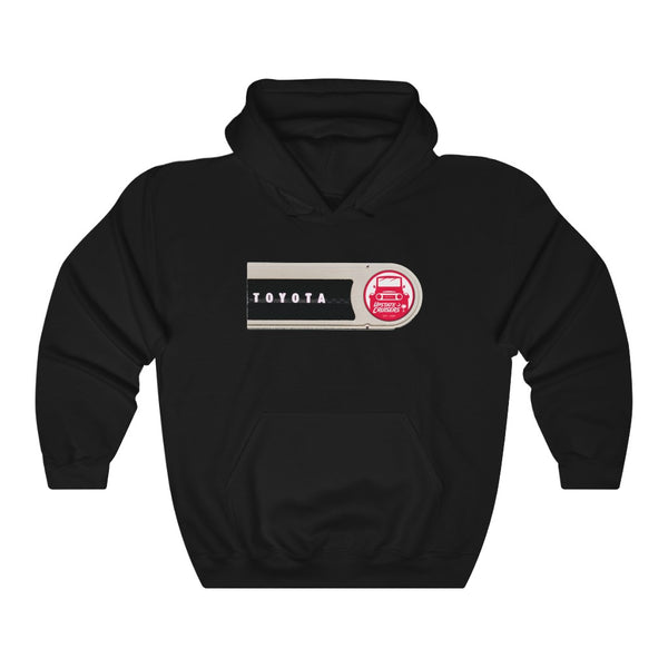 Upstate Cruisers Bezel Design Unisex Hooded Sweatshirt