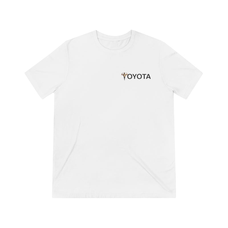 Mr. T Toyota Value Triblend Tshirt