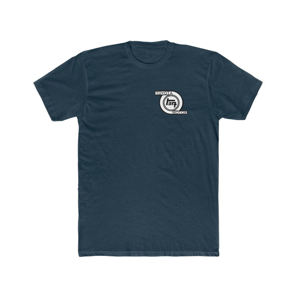 TEQ Toyota Men's Cotton Crew Tshirt