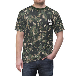 IH8MUD - Premium All Over Print Tshirt - By Reefmonkey