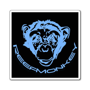 Reefmonkey Fridge Magnet - By Reefmonkey