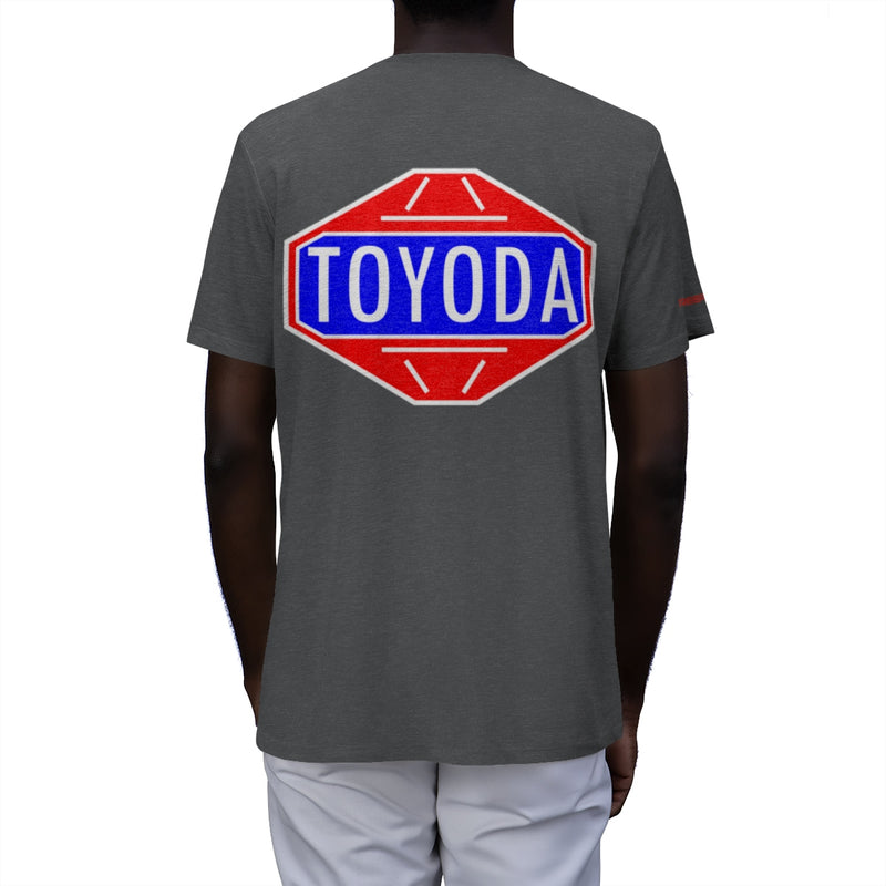 TOYODA Men's Premium Tri-Blend T-Shirt