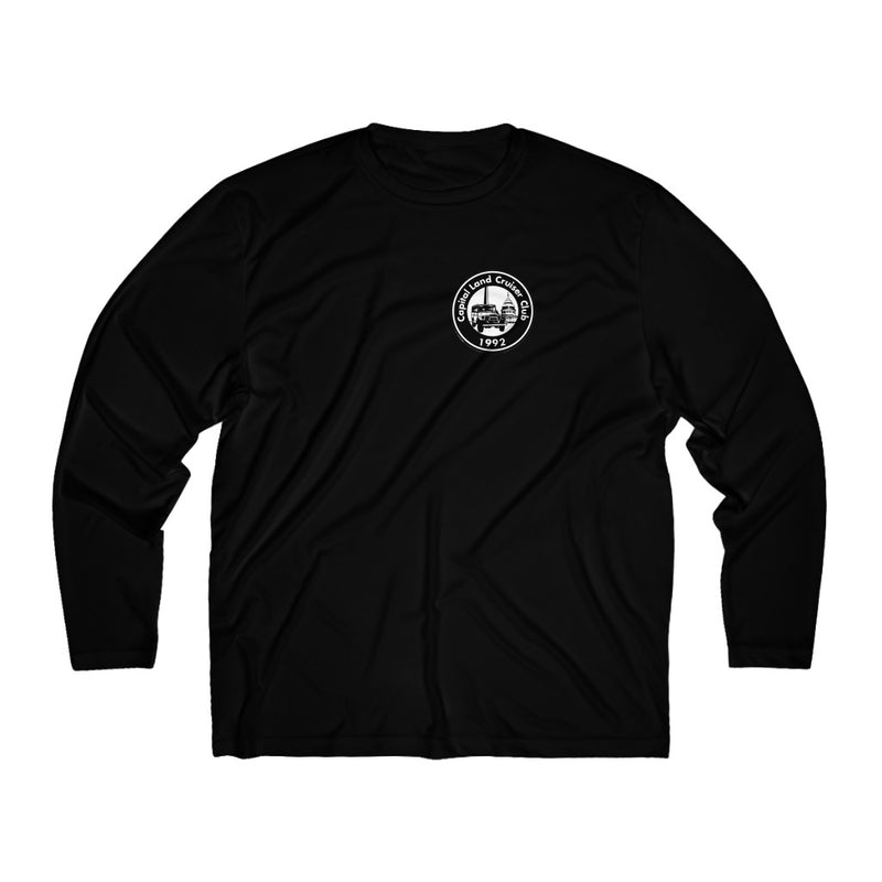 Capital Land Cruiser Club - Fall Crawl 2020 -Performance Long Sleeve Tee