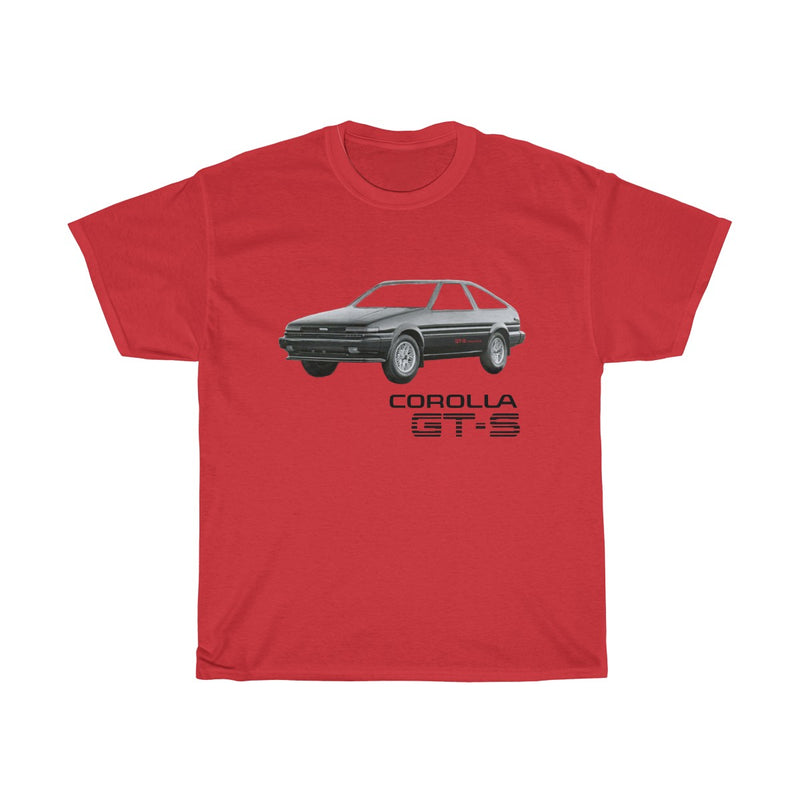 Toyota Corolla Gts Tshirt AE86 - by Reefmonkey Gifts for car guys