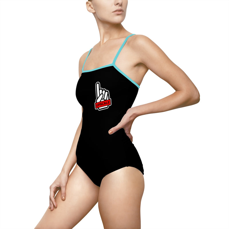 UPSCALE BELIZE - Womens Swimsuit Bodysuit by Reefmonkey partner Squad Movements