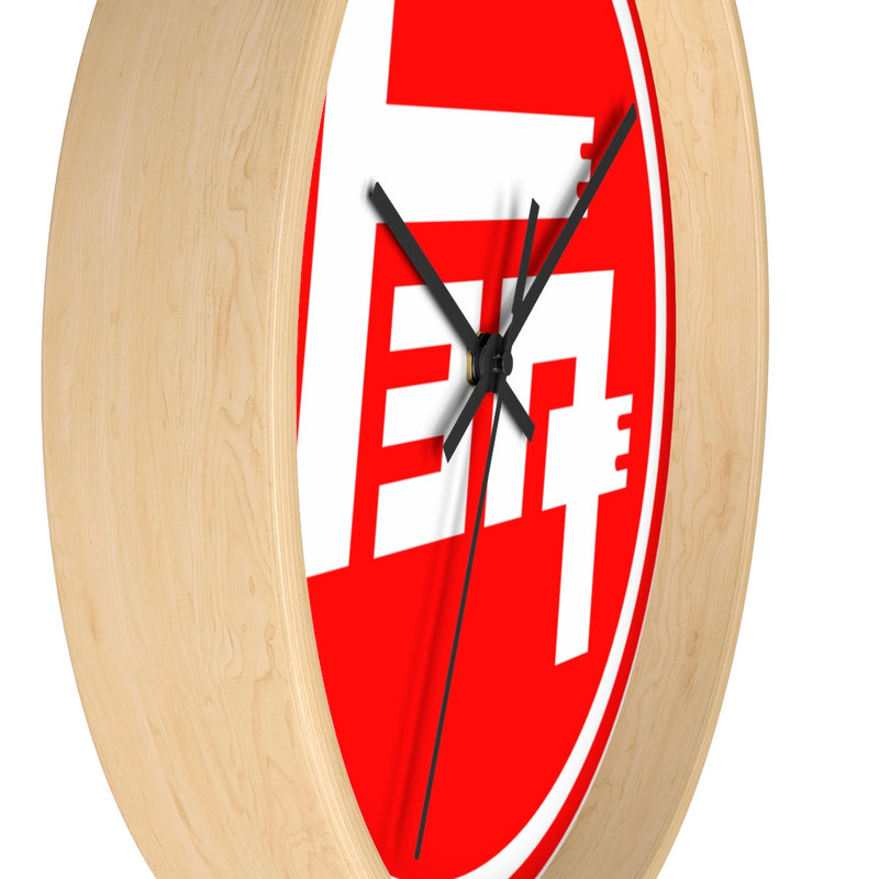 TEQ Toyota Wall clock by Reefmonkey Man Cave Garage Gift
