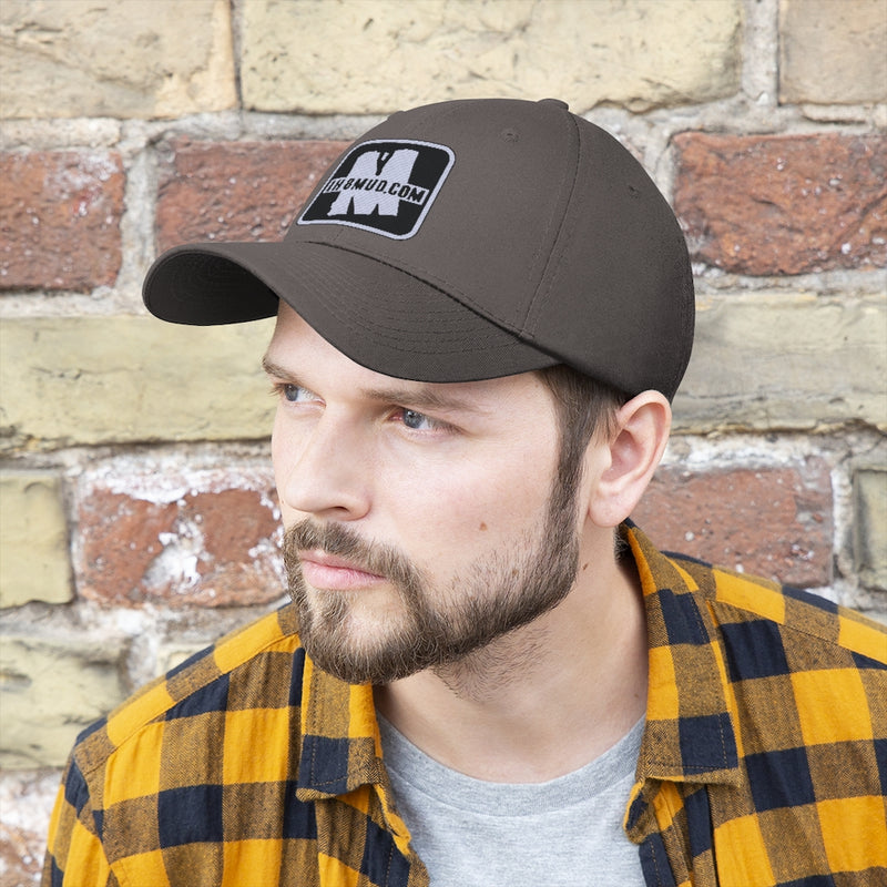 IH8MUD - Embroidered Twill Hat - By Reefmonkey partner IH8MUD