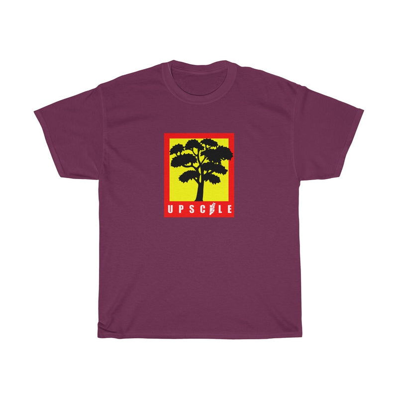 UPSCALE BELIZE - Tree logo Tee shirt by Reefmonkey partner Squad Movements