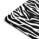 Zebra Print Mousepad Zebra Stripe Animal Print Mouse Pad