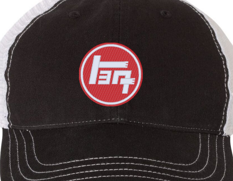 Richardson 111 Trucker Hats Unstructured Mesh Hats