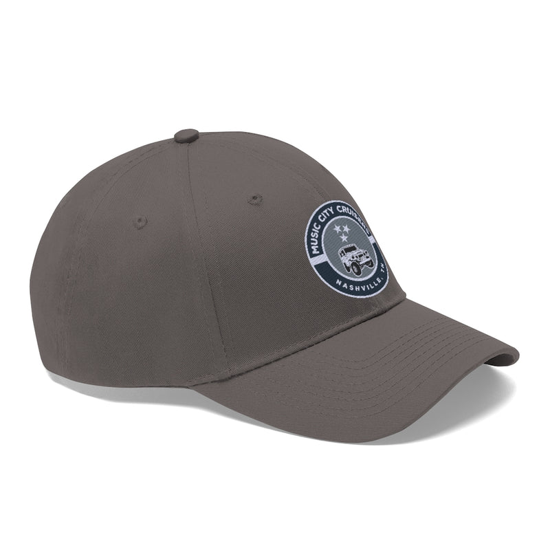 Music City Cruisers Classic Twill Hat