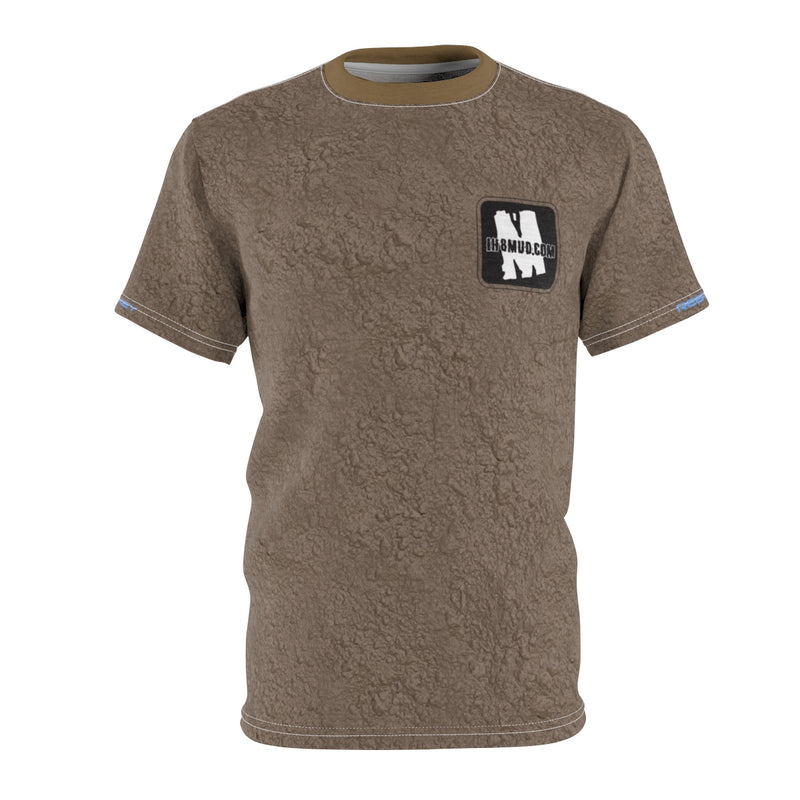 IH8MUD - Premium All Over Print Mud Texture Tshirt - By Reefmonkey