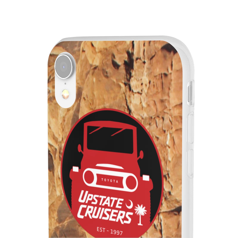 Upstate Cruisers - Rock Phone Cover by Reefmonkey Land Cruiser Phone Cover