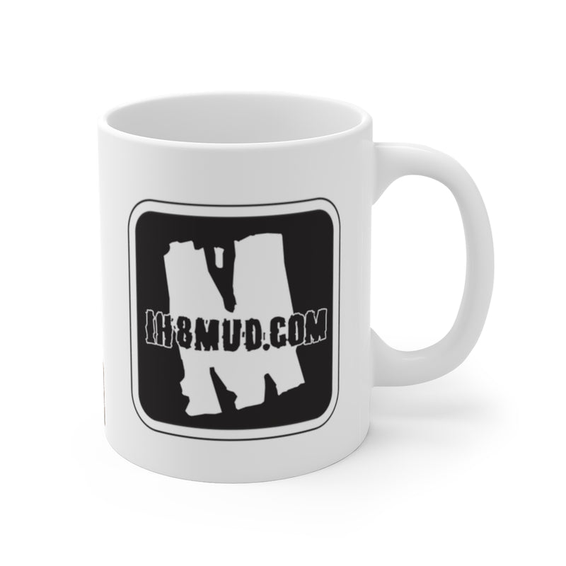 IH8MUD - Coffee Mug - By Reefmonkey