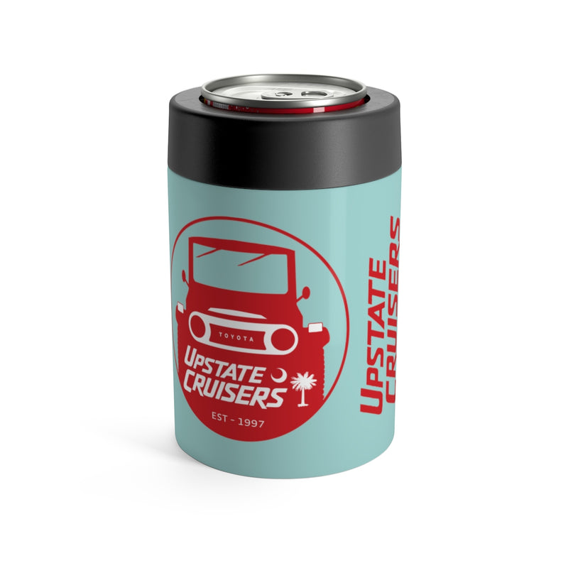 Upstate Cruisers - Metal Can Holder by Reefmonkey Land Cruiser Club Coozie