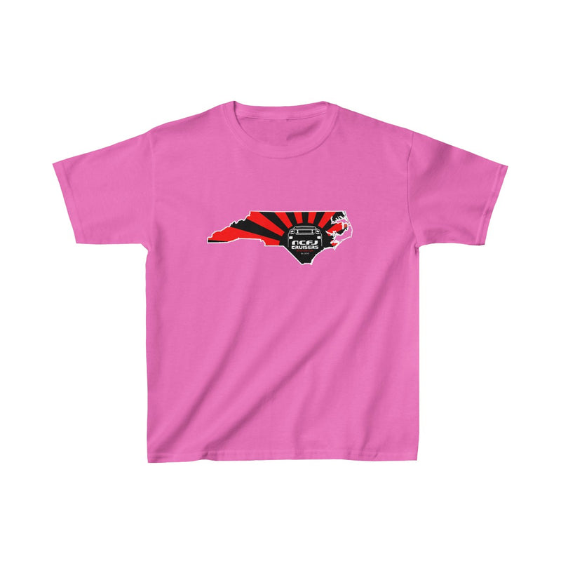 NCFJ Cruisers Kids Heavy Cotton™ Tshirt by Reefmonkey