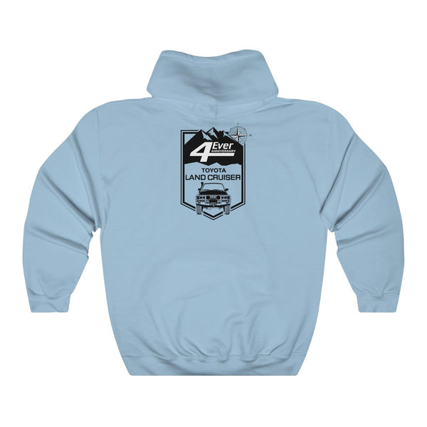 4EverAnniversaryTLC - New Logo Hooded Sweatshirt - Reefmonkey @4everanniversarytlc