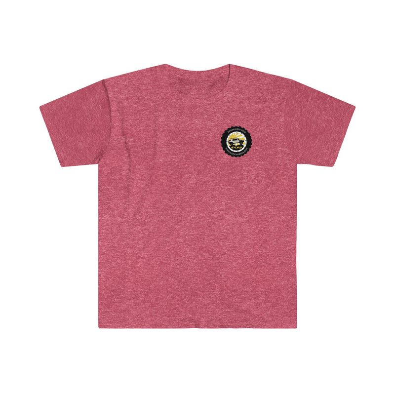 NCFJ Cruisers Fitted Heather Tshirt by Reefmonkey