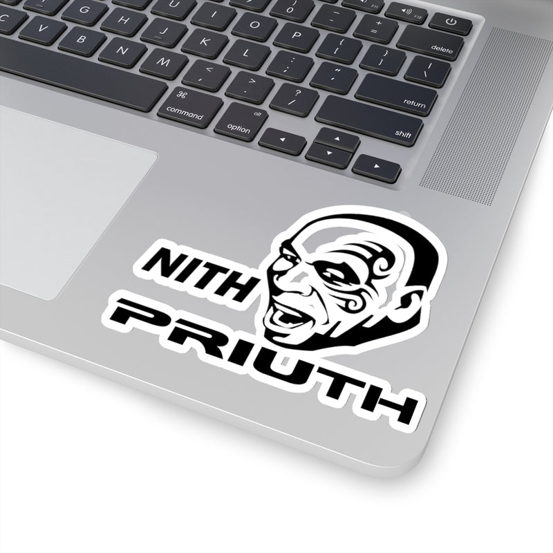 "Toyota Prius Mike Tyson Sticker/Decal ""Nith Priuth"""