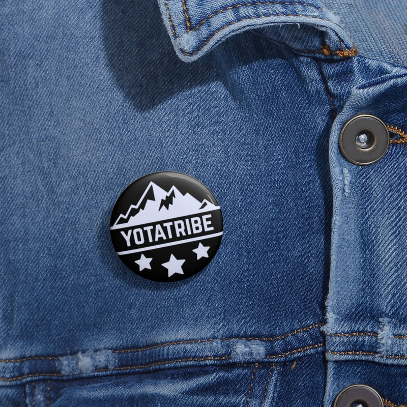 YOTATRIBE - Pin Buttons