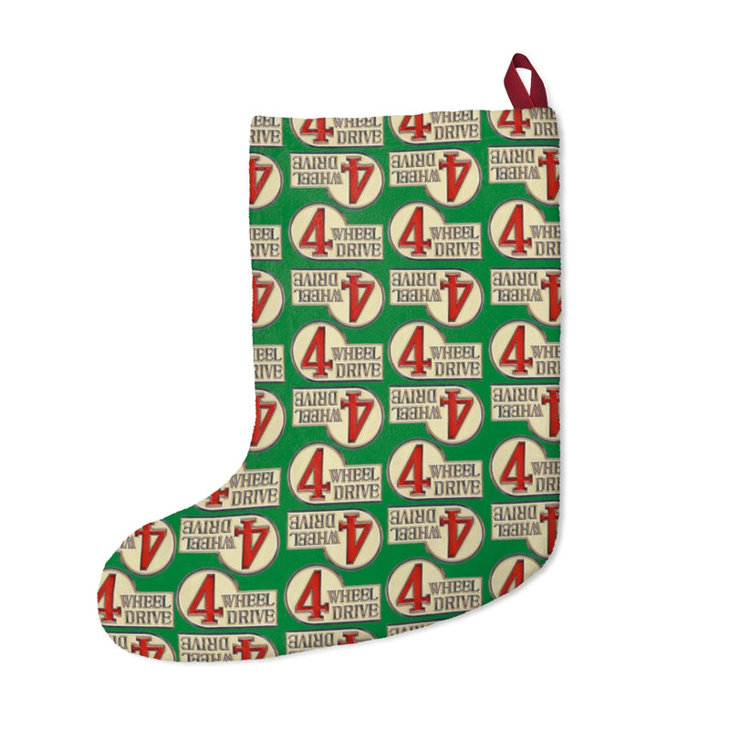4 Wheel Drive Toyota Christmas Stockings