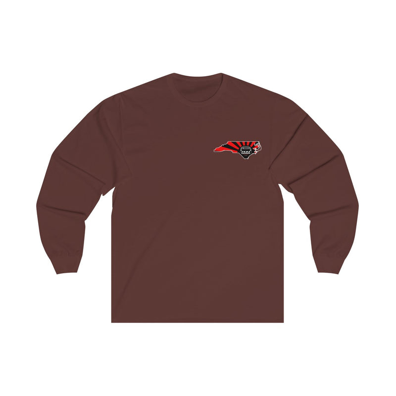 NCFJ Cruisers Unisex Long Sleeve Tshirt by Reefmonkey